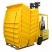 12 Cu Ft Grit Bin - 350 Litre / 350 kg Capacity