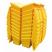 2 Cu Ft Lockable Grit Bin - 50 Litre / 50 kg Capacity
