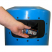Hooded Top Litter Bin with Pest Guard - 90 Litre