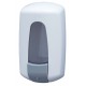 Bulk Fill Liquid Soap and Alcohol Gel Dispenser - 900ml Capacity