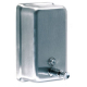 Stainless Steel Vertical Hand Sanitiser Dispenser - 1.2 Litre Capacity