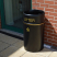 Eco Recycled Open Top Litter Bin - 70 Litre