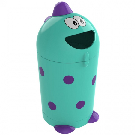 MonsterBuddy Boy Novelty Litter Bin