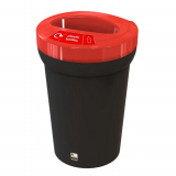 Arena Open Top Recycling Bin - 95 Litre