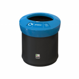 EcoAce Open Top Recycling Bin - 41 Litre