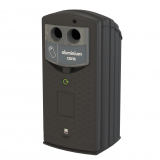 Envirobank Recycling Bin with Hole Apertures - 140 Litre