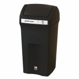 Envirobin Recycling Bin with Flip Top Lid - 100 Litre