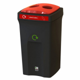 Envirobin Recycling Bin with Hole Aperture - 100 Litre