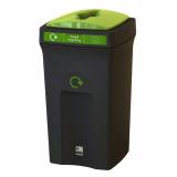 Envirobin Recycling Bin with Propellor Aperture - 100 Litre