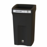 Envirobin Open Top Recycling Bin - 100 Litre