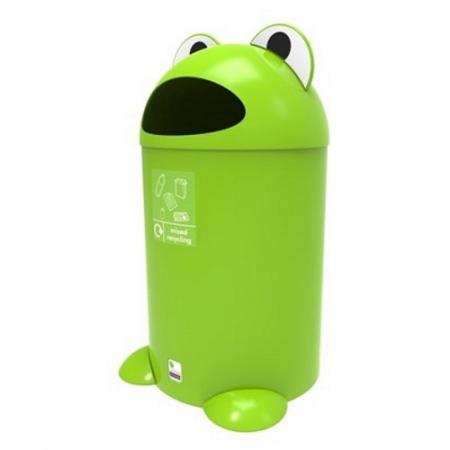 Frog Buddy Recycling Bin - 84 Litre
