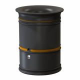 Heritage Open Top Litter Bin - 95 Litre