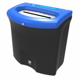 Mini Meridian Confidential Paper Recycling Bin - 87 Litre