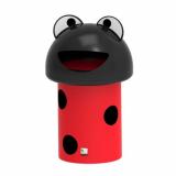 MiniBuddie Ladybug Litter Bin - 60 Litre