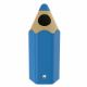 Envirobuddie Pencil Litter Bin - 70 Litre