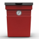 Regent Post or Wall Mountable Dog Waste Bin - 30 Litre