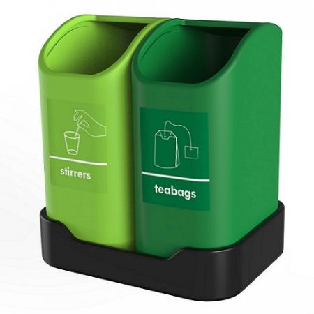 Tiny Tidy Desktop Recycling Bin - 5 Litre
