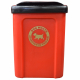 Apollo Dog Waste Bin - 25 Litre Capacity