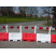 1.5 Metre EVO Traffic Barrier - Pack Of 21