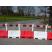 1 Metre EVO Traffic Barrier - Pack Of 21