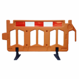 Firmus Safety Traffic Barrier - Pack of 10