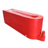 RB1500 Track Barrier - Pack Of 12