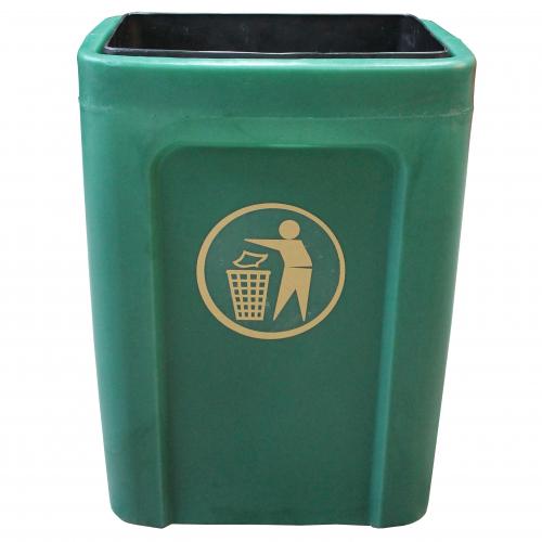 02ad9bdd32153a Titus Open Top Waste Bin - 25 Litre - Buy online from Bin Shop