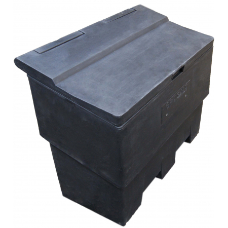 12 Cu Ft Recycled Grit Bin - 350 Litre / 350kg Capacity