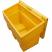 12 Cu Ft Grit Bin - 350 Litre / 350kg Capacity