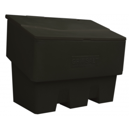 14 Cu Ft Recycled Grit Bin - 400 Litre / 400kg Capacity