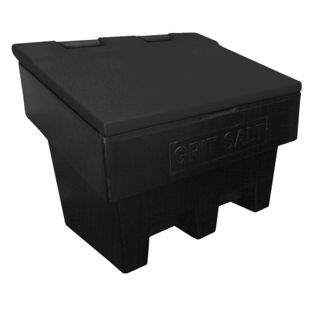 3.5 Cu Ft Recycled Grit Bin - 100 Litre / 100 kg capacity