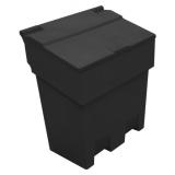 7 Cu Ft Recycled Grit Bin - 200 Litre / 200 kg Capacity