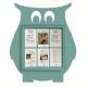 School Fun Owl 6x A4 Poster Case