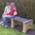 Premier Park Bench - 3 Seater
