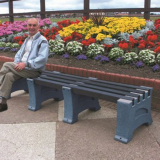 Premier Park Bench - 4 Seater
