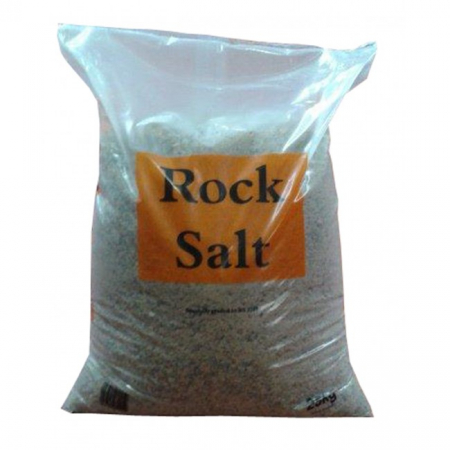 25 kg Brown Rock Salt