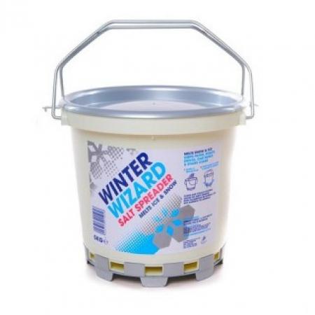 Winter Wizard Salt n Shake De-Icer - 5 kg Tub