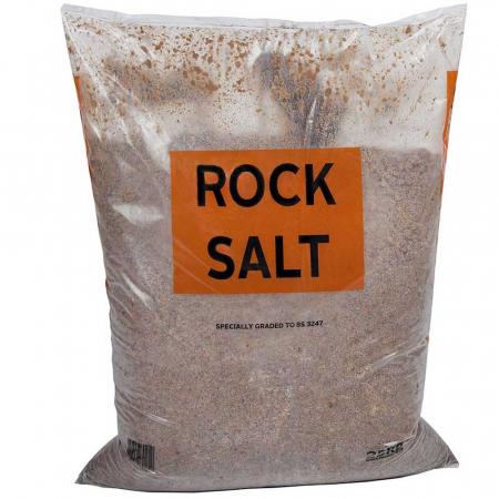 25 kg Brown Rock Salt