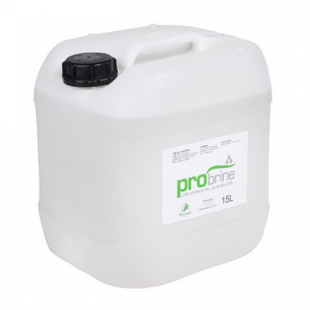 ProBrine Liquid De-Icer - 24 x 15 Litre Jerry Cans - Half Pallet