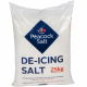 25 kg White De-icing Rock Salt