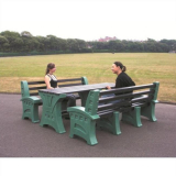 Premier Table and Seat Set - 8 Seater