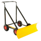 Heavy Duty Push Along Snow Plough