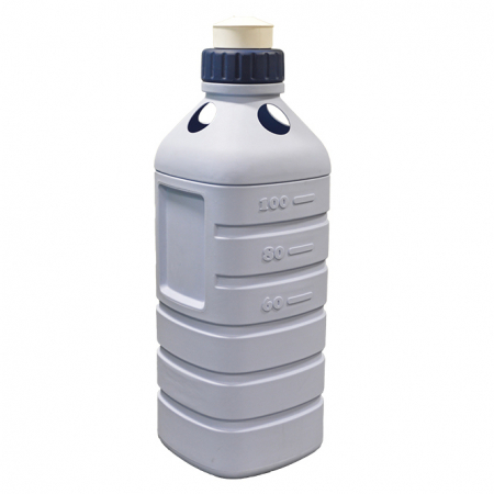 Water Bottle Recycling Bin - 90 Litre Capacity