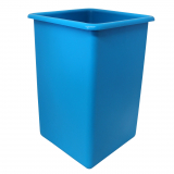 100 Litre Catering Bin - Optional Lid and Castors
