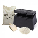 30 Litre Mini Grit Bin Winter Kit For The Home