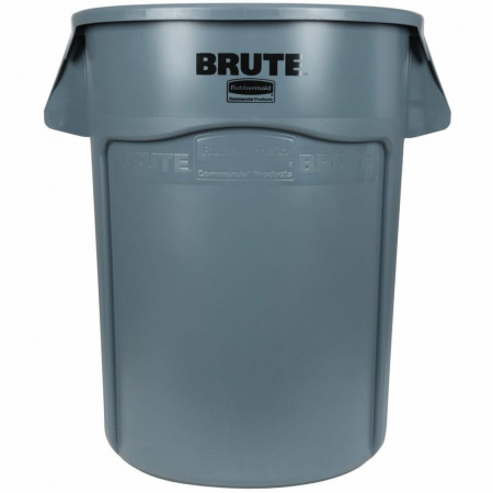 Rubbermaid BRUTE Round Container - 166 Litre