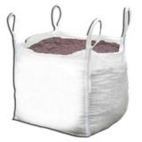 1 Tonne / 1000kg Bulk Bag - Brown De-icing Rock Salt