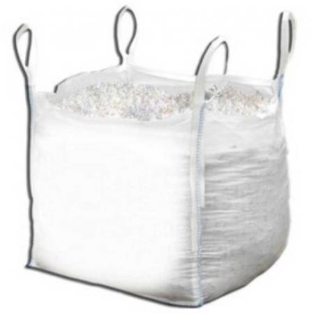 1 Tonne / 1000kg Bulk Bag - White De-icing Rock Salt