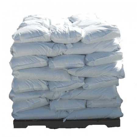 Brown De-Icing Rock Salt - 40 x 25kg Bags - Full Pallet