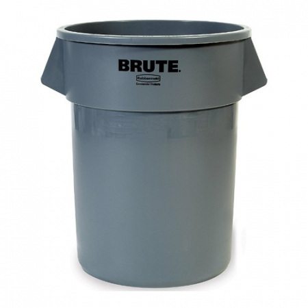 Rubbermaid BRUTE Round Container - 208 Litre